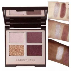 CHARLOTTE TILBURY vintage vamp eyeshadow quad NEW